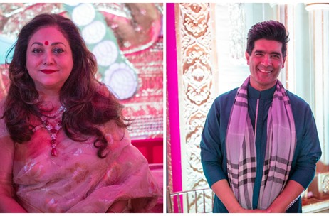 Tina Ambani, Manish Malhotra, Dharmendra & More at Pune Wedding by Celebrations!