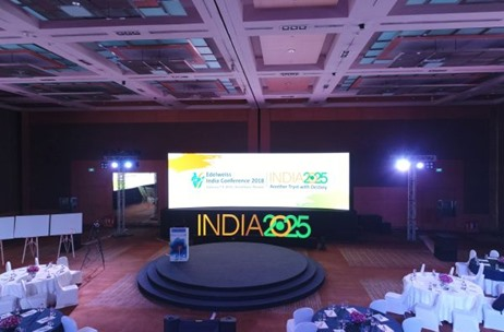 Inextis Entered Asia Book Of Records For 'The Fastest Conference Set Up' For Edelweiss India