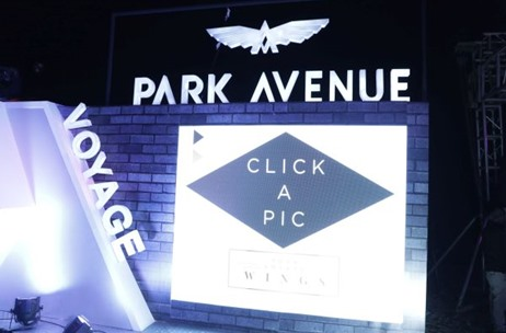 Park Avenue  - Voyage Presented an Unforgettable Experiential Marketing Experience Planned by Insync