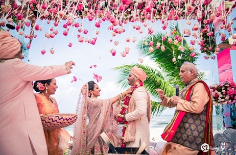 Golden Globe Events Organizes a Multi-Cultural Wedding at Sarova Whitesands Beach Resort Spa, Kenya