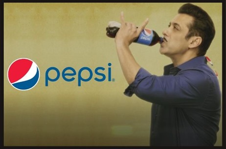 Salman Khan Roped in as the New Face of Pepsi