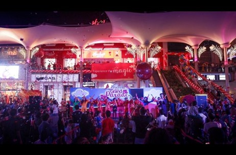 Hamleys Grand Parade Happens in India for the First Time Managed by Percept ICE