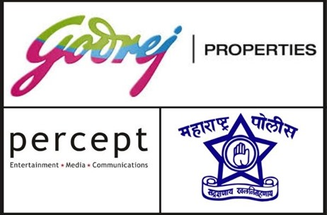 Percept Produces a Film for Godrej Properties & Thane Police to Fight Relentlessly Against COVID-19