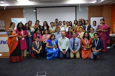 Procter & Gamble Concludes First 'Women Business Empowerment Program' in India