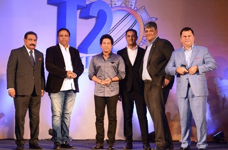 Probability Sports Ropes in Cricket Legend Sachin Tendulkar as Ambassador of T20 Mumbai League