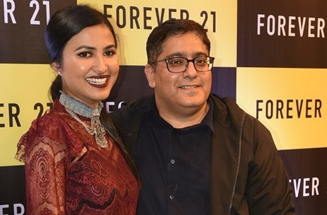Forever 21 Brings Global YouTube Sensation Vidya Vox to Delhi