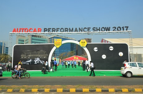 John Abraham Cranks Up The Autocar Performance Show 2017 in Mumbai