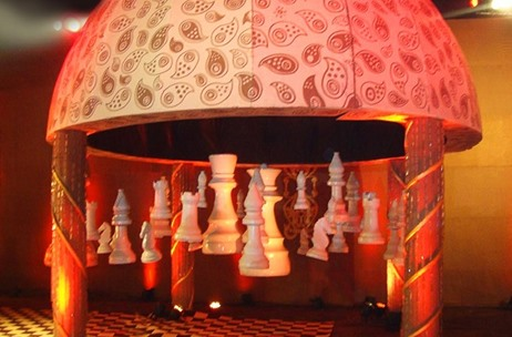 A Chess Themed Wedding in Goa by TWD