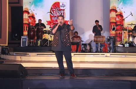 Straightline Solutions Delivers 'Berger Silken Nights' in Udaipur for 400+ Channel Partners