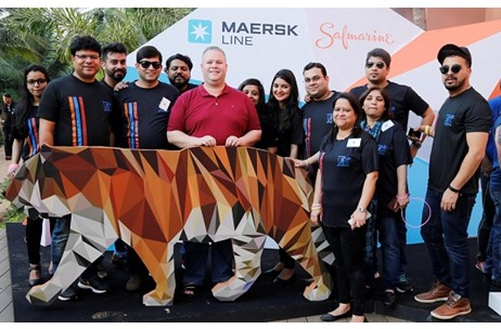 DDB MudraMax Creates an Exceptional Off-Site Experience for 450 Employees of Maersk