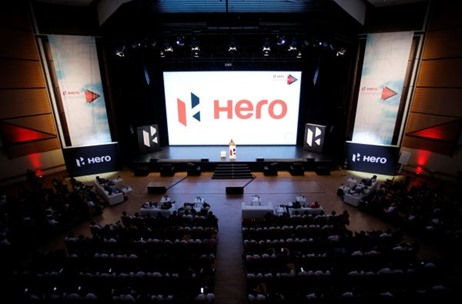 Hero National Dealer Conclave Gave Out the Spirit of Budapest Executed by SALTxp
