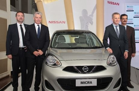 Encompass executes and manages Nissan & ICC Press Meet in Mumbai
