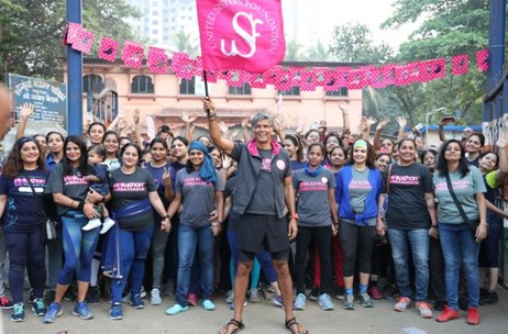 7th edition of Bajaj Electricals Pinkathon Mumbai 2019 Ends on a High Note
