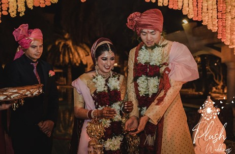 Plush Weddings Beautifully Plans & Executes an Indian - Korean Wedding in Delhi