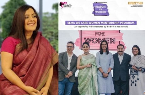 EEMA We Care Women Mentorship Programme to Cater to Event Entrepreneurs and Employees