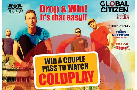 Times Group Gives Women in 15 Media Agencies a Chance to Watch Coldplay Live