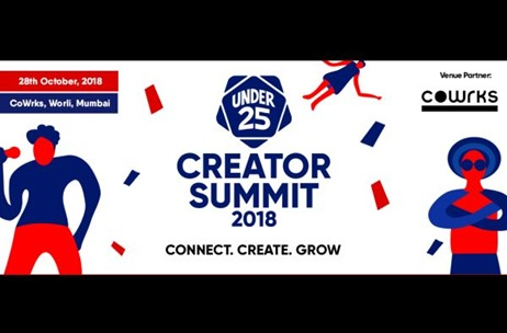 'Under 25 Creator Summit 2018' Presented by Under 25 and Phase 1 Events and Experiences