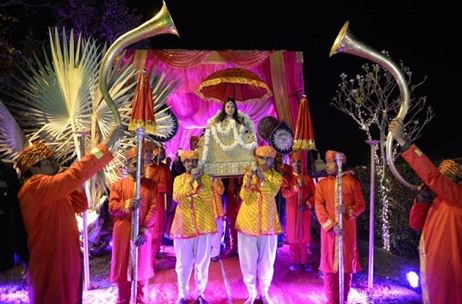 Destination Udaipur: Frozen Apple Events delivers another Royal Wedding at the Dream Destination!