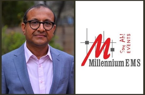 Exclusive Interview with Pramod Lunawat, Millennium Event sharing about their IP, Challenges & More!