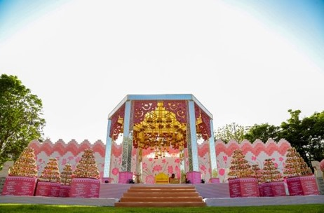 Prasang Events and Entertainment Manages & Executes a Gorgeous 14-Days Nuptial in Ahmedabad