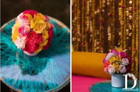 Another Unique & Gorgeous Setting By Devika Narain & Co!