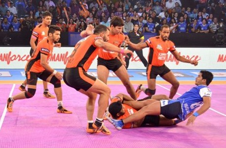 Pro Kabaddi League Comes to Dome NSCI for the Fourth Consecutive Year