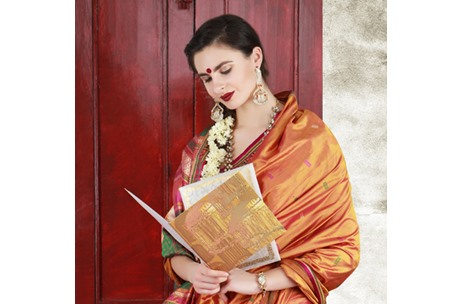 House of Puneet Gupta Invitation Announces Launch of Autumn/Winter 2017 Collection Regal Chronicles