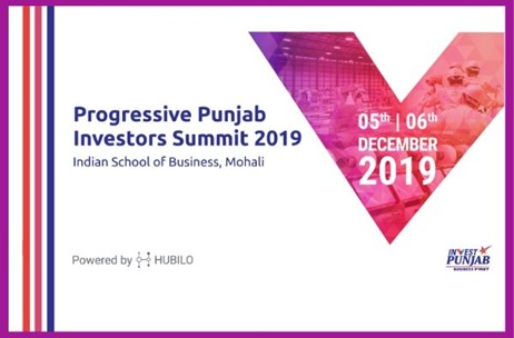 Hubilo Provides Event Software Solutions for 'Progressive Punjab Investor Summit 2019'