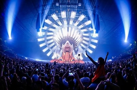 Video Qlimax 2014 The Av Production Of This Festival