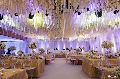 Celebrations by Mushtaq Ali Redefines Opulence with this Bangalore Wedding