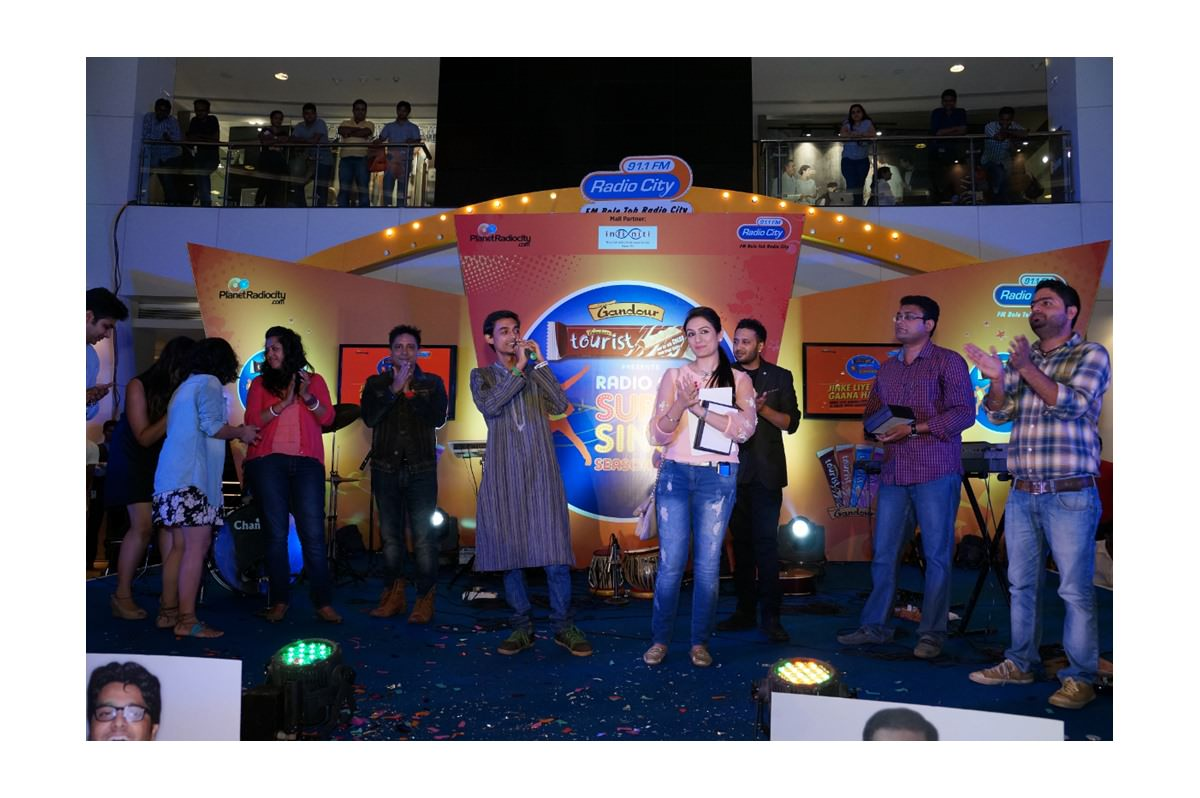 Radio City 91.1 FM concludes its sixth edition of Super Singer