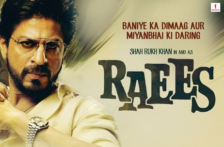 SRK to Engage Cinema-Goers Through Video Conferencing for the Release of Raees Trailer