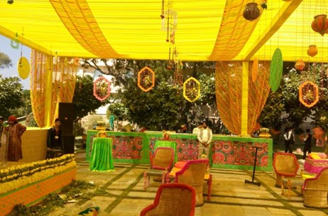 Fab Events Executes Rajasthan-Inspired Lunch At Trident Hotel, Udaipur