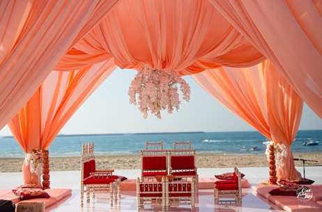ENCHANTING EMIRATES: Yet Another Lavish Wedding in Ras Al Khaimah by Tamarind Global!