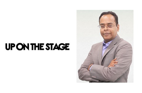 Up On The Stage Hires Ravishankar Iyer as the 'Business Head Special Projects'