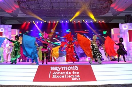 Raymond celebrates 90 years with its employees