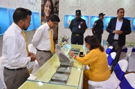 RealShow Delivers a State of Art Jewellery Show at the 'Tanishq Tresorie of Jewels Exhibition 2019'