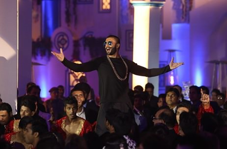 Big Fat Wedding By Touchwood Sees Ranveer Singh, Rahat Fateh Ali Khan, Atif Aslam, Raftaar & More!