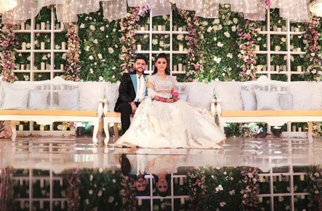 The Wedding Connections Orchestrates a Fabulous Celebration of Lifetime Bond at JW Marriott, Jaipur