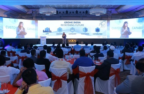 Vibgyor Brand Services Manages LIXIL Annual Conference At Goa