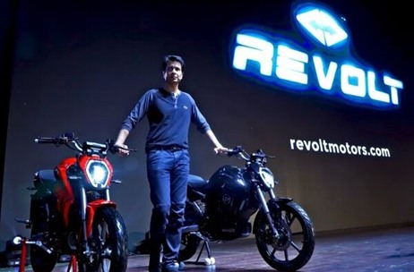 Brandwidth Events Manages the Price Launch of Revolt RV400