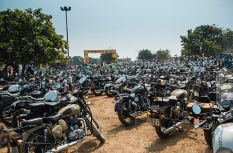 Royal Enfield Rider Mania 2018 Returns to Goa For 3 Days in November