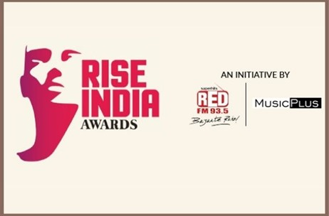 Music Plus & RED FM Successfully Conducts 'RISE INDIA Awards' to Honour COVID-19 Crusaders