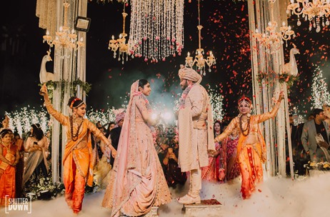 Emerald Events Executes a Royal Wedding for Ankit & Ritu in Kolkata
