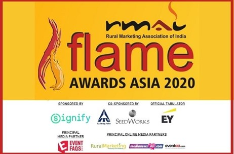 RMAI Flame Awards 2020: Impact Communications Bags 13 Golds, Jana Bank Bags Campaign of the Decade