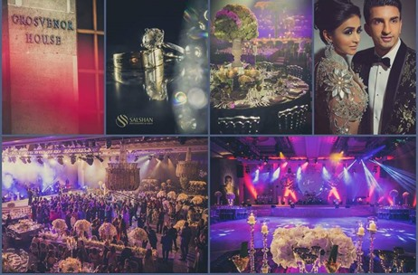 A Stunning London Wedding By Banana Split PLC  Showcased By Salshan Photo & Cinema!