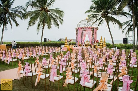 Park Hyatt Resort Goa Becomes A Magical Backdrop for this Wedding Planned by Vogue Luxury Weddings