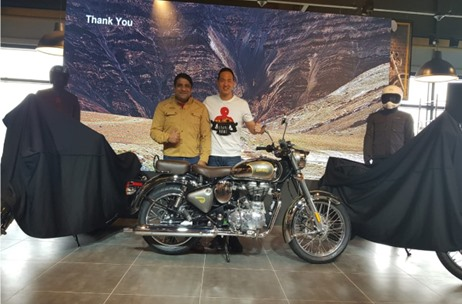 Royal Enfield Expands Footprint in APAC, Enters South Korea