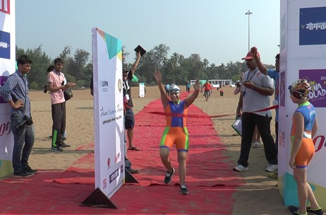 First Edition of UIPM Biathle World Tour 'Run Swim Run' Concludes In Goa