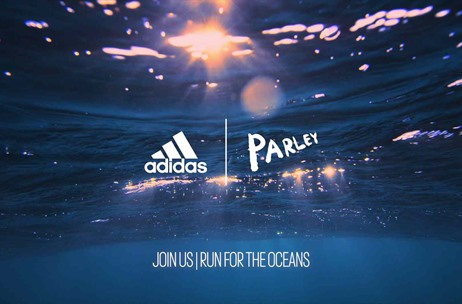 Adidas x Parley Launch Run for the Oceans - a Global Running Movement